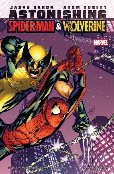 Astonishing Spider-Man & Wolverine (TPB) (2012)