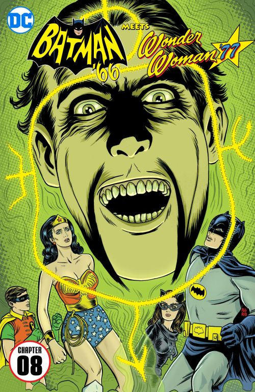 Batman '66 Meets Wonder Woman '77 #8 (2017)