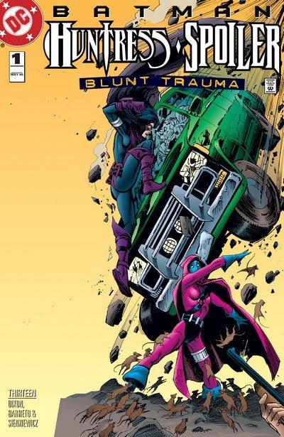 Batman – Spoiler-Huntress – Blunt Trauma #1 (1998)