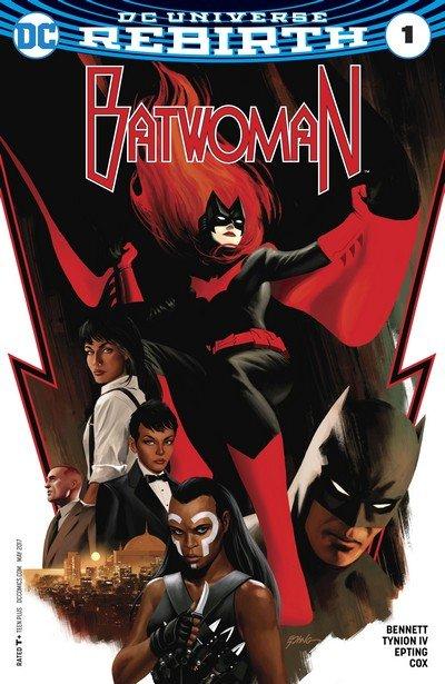 Batwoman #1 (2017)