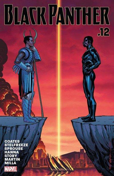 Black Panther #12 (2017)