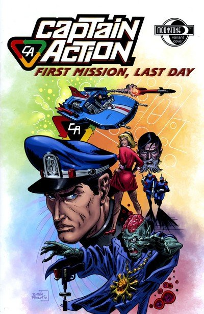 Captain Action – First Mission, Last Day (2008)