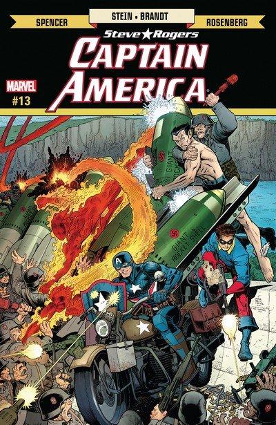 Captain America – Steve Rogers #13 (2017)