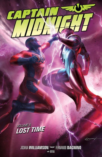 Captain Midnight Vol. 5 – Lost Time (2015)