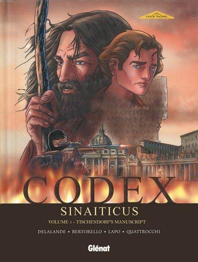 Codex Sinaiticus Vol. 1 – 3 (2008-2012)