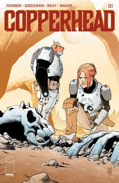 Copperhead #1 – 11 + TPB Vol. 1 – 2 (2014-2017)
