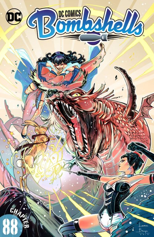 DC Comics – Bombshells #88 (2017)