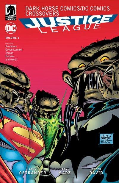 Dark Horse Comics – DC Comics – Justice League Vol. 2 (2017)