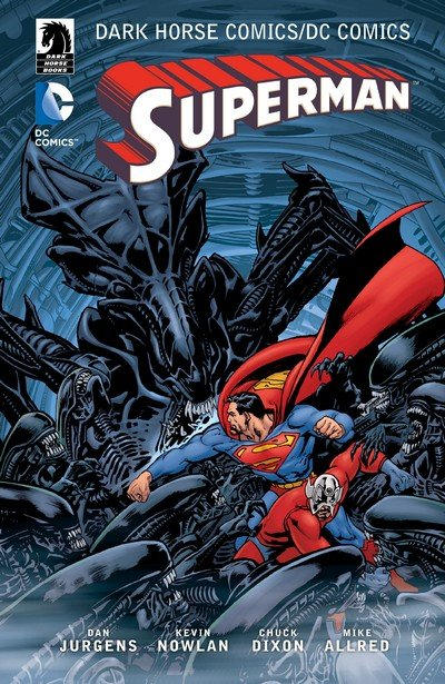 Dark Horse Comics – DC Comics – Superman (2016)