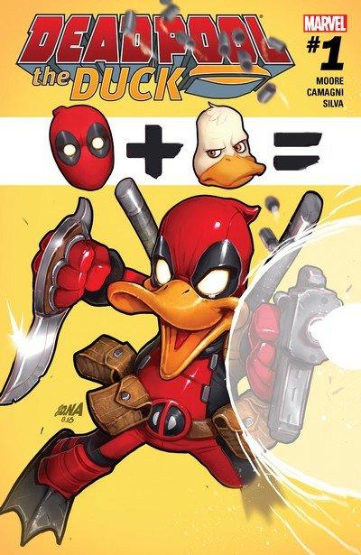 Deadpool the Duck #1 – 5 + TPB (2017)