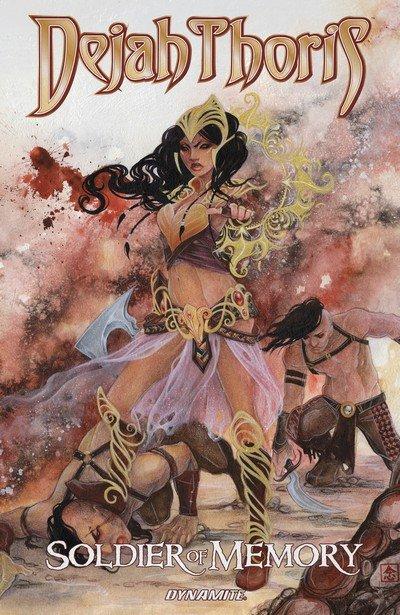 Dejah Thoris – Soldier of Memory Vol. 1 (2016)
