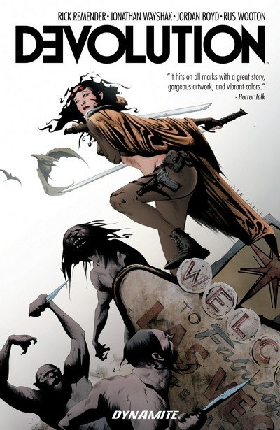 Devolution Vol. 1 (TPB) (2016)