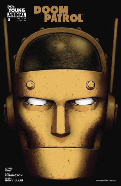Doom Patrol #5 (2017)