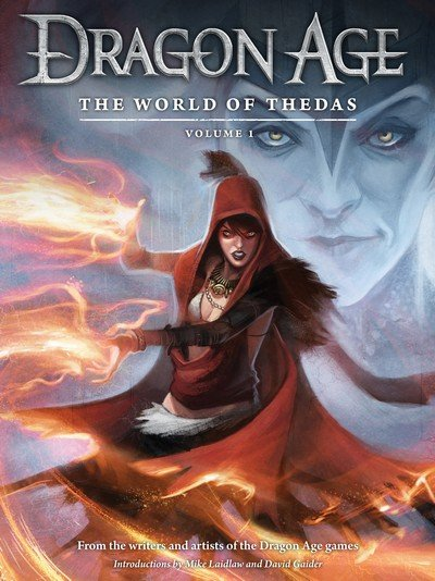 Dragon Age – The World of Thedas Vol. 1 – 2 (2013-2015)