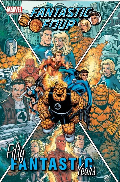 FF – Fifty Fantastic Years #1 (2011)