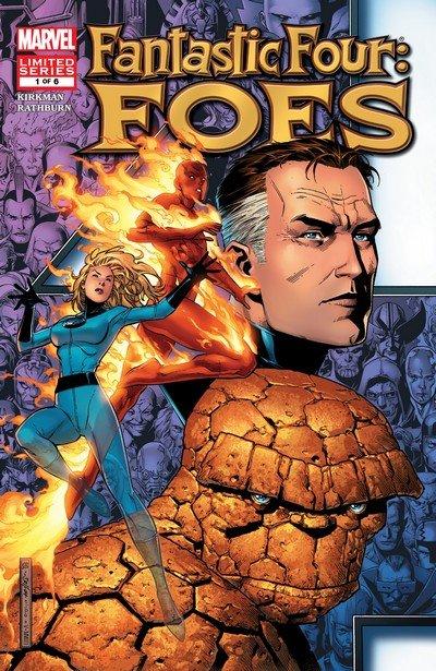 Fantastic Four – Foes #1 – 6 (2005)