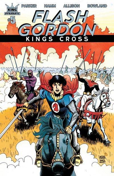 Flash Gordon – Kings Cross #5 (2017)