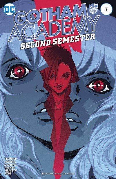 Gotham Academy – Second Semester #7 (2017)