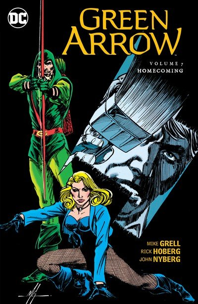Green Arrow Vol. 7 – Homecoming (2017)