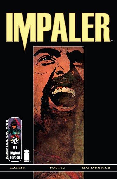 Impaler Vol. 1 #1 – 6 (2006-2007)