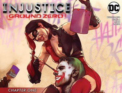 Injustice – Ground Zero #1 – 24 (2016-2017)