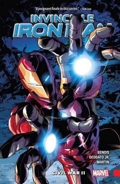 Invincible Iron Man Vol. 3 – Civil War II (TPB) (2017)