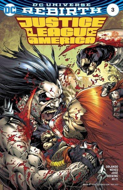 Justice League of America #3 (2017)