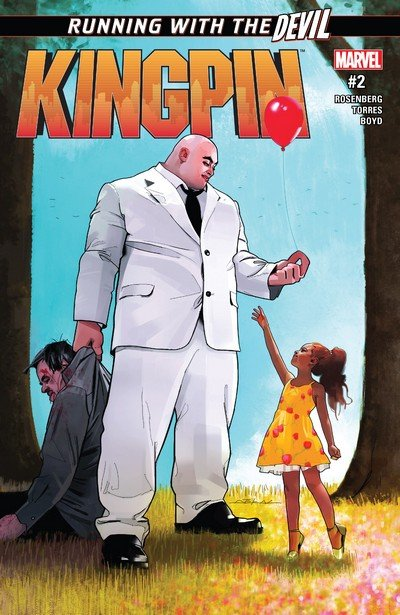 Kingpin #2 (2017)
