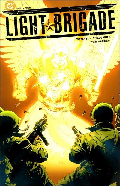 Light Brigade #1 – 4 (2004)