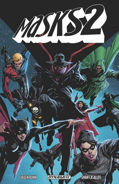 Masks 2 (2016)