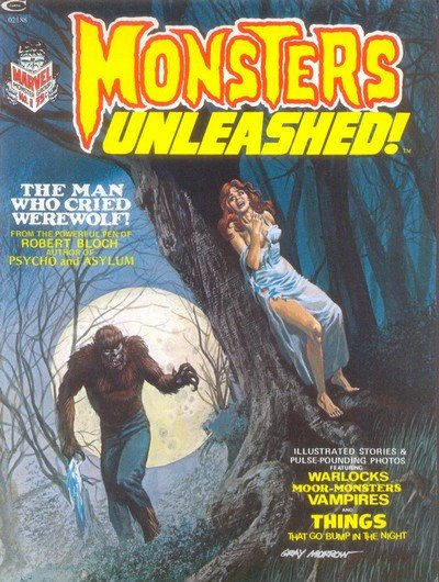 Monsters Unleashed Vol. 1 #1 – 11 (1973-1975)
