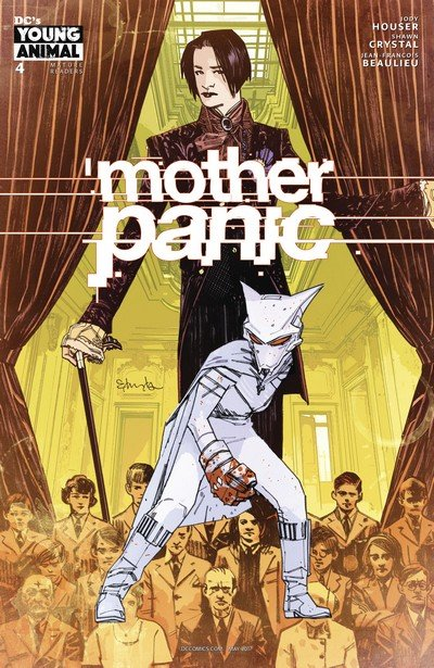 Mother Panic #4 (2017)