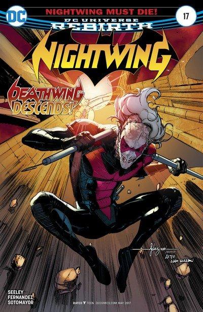 Nightwing #17 (2017)