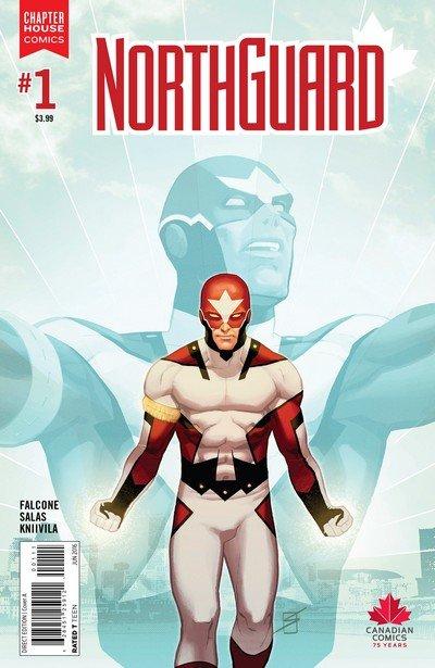 Northguard #1 – 4 (2016)