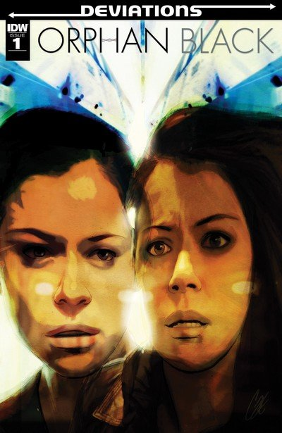 Orphan Black – Deviations #1 (2017)