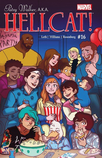 Patsy Walker – A.K.A. Hellcat! #16 (2017)