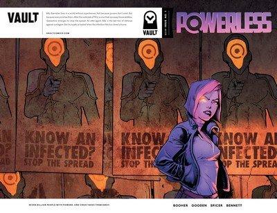 Powerless #1 (2017)