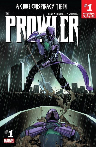 Prowler #1 – 6 (2016-2017)
