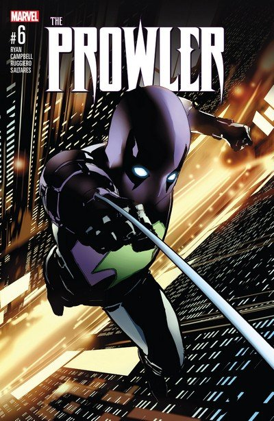 Prowler #6 (2017)