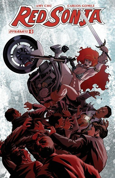 Red Sonja Vol. 4 #3 (2017)