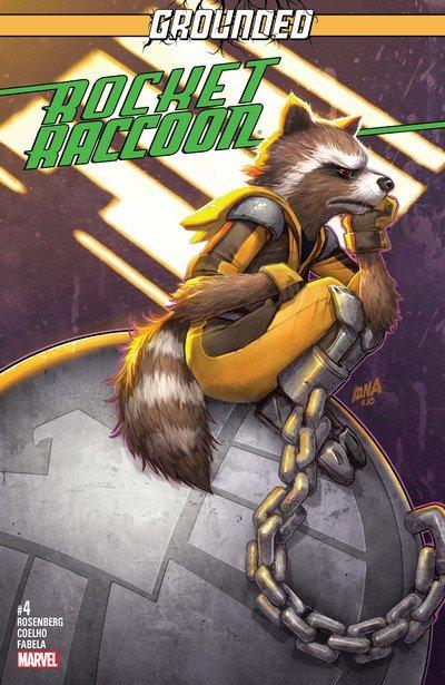 Rocket Raccoon #4 (2017)
