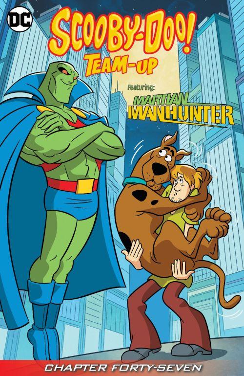 Scooby-Doo Team-Up #47 (2017)