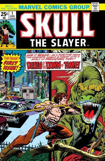 Skull the Slayer #1 – 8 (1975-1976)