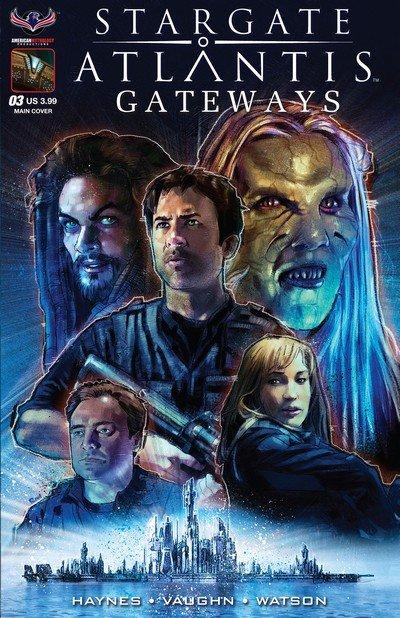 Stargate Atlantis – Gateways #3 (2017)