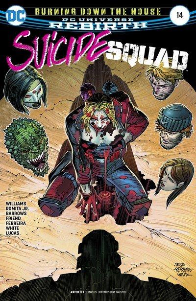 Suicide Squad #14 (2017)