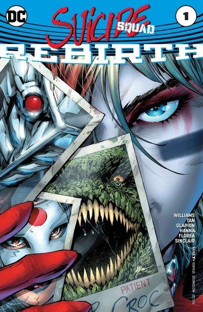 Suicide Squad Vol. 5 #1 – 14 + Extras)(2016-2017)