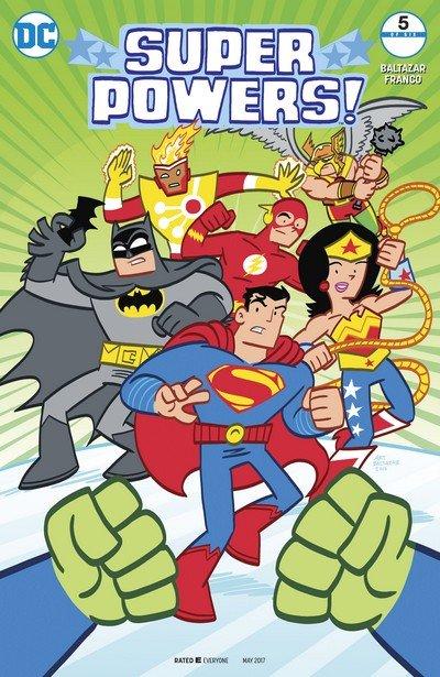Super Powers #5 (2017)