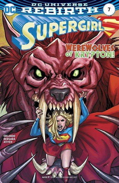 Supergirl #7 (2017)
