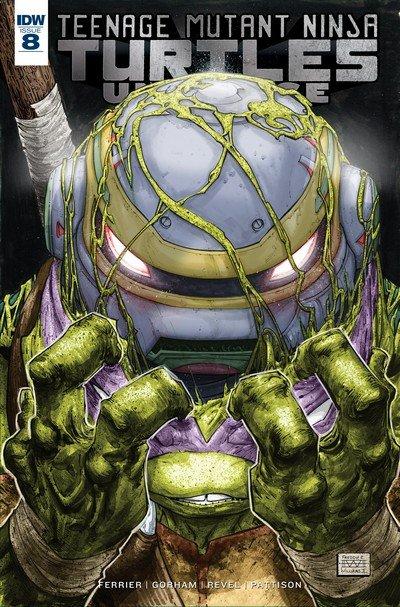 Teenage Mutant Ninja Turtles Universe #8 (2017)