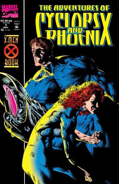 The Adventures of Cyclops and Phoenix #1 – 4 (1994)